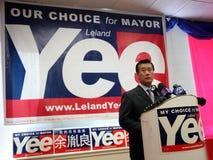 California State Sen. Leland Yee File Photo Royalty Free Stock Photography