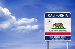 California state Stock Image