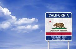 California state Stock Image