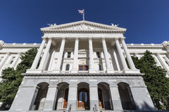California Statehouse Royalty Free Stock Photo