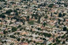 California suburbs Stock Photos