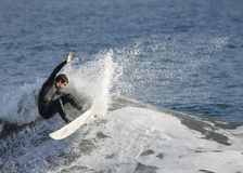 California surfing Stock Photography