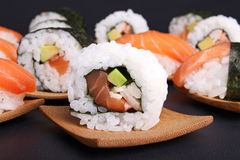 California sushi Stock Photography