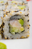California sushi roll Stock Photo