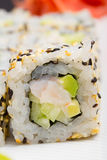 California sushi roll Stock Photos