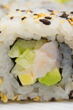 California sushi roll Stock Photography