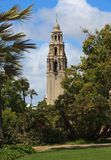 California Tower in Balboa Park Stock Photo