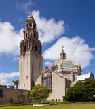 California Tower in Balboa Park Stock Images