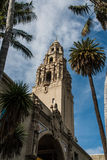 California Tower Balboa Park San Diego Stock Photos