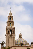 California Tower and Dome, Balboa Park Stock Images