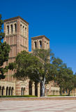 California University grounds Royalty Free Stock Photo