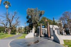 The California Vietnam Veterans Memorial. At Sacramento, California Stock Images