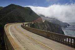 california wybrzeże Zdjęcie Stock