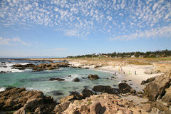 california wybrzeże obraz stock