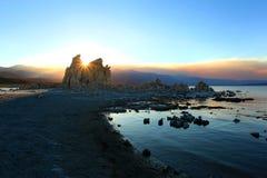 2008 California wyjątkowy jeziorny jeden umieszcza zachód Zdjęcia Royalty Free
