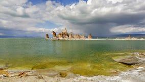 2008 California wyjątkowy jeziorny jeden umieszcza zachód Fotografia Stock