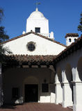 Californian Mission Royalty Free Stock Photos