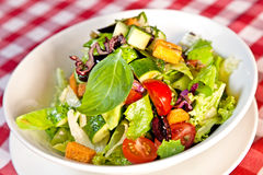 Californian mix salad Royalty Free Stock Photos