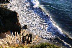 Califrnia пляжа Стоковое Изображение RF