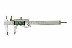 Caliper measurement tool Royalty Free Stock Photography