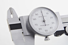 Caliper Close I Royalty Free Stock Photography