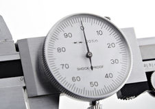 Caliper Close II Royalty Free Stock Images