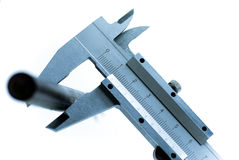 Caliper, Dimensional Measurement Royalty Free Stock Photo