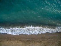 Calis strand Royaltyfri Fotografi