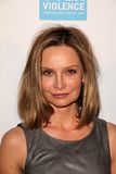 Calista Flockhart Stock Photo