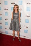Calista Flockhart. At the Peace Over Violence 40th Annual Humanitarian Awards, Beverly Hills Hotel, Beverly Hills, CA 10-28-11 Stock Image