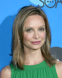 Calista Flockhart Stock Image