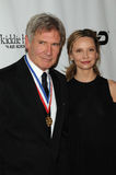 Calista Flockhart,Harrison Ford Royalty Free Stock Photography