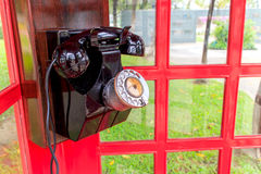 Call box Royalty Free Stock Image