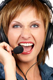 CALL CENTER Royalty Free Stock Image
