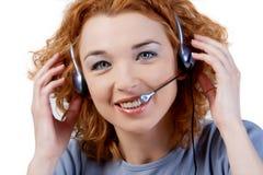 Call Center Royalty Free Stock Photos