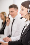 Call center Stock Photography