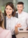 Call center Stock Photos