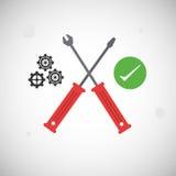 Call center design. telemarketing icon. support concept Royalty Free Stock Photos