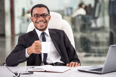 Call center. Portrait of smiling man call center representative is wearing headset stock photos