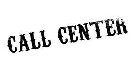 Call-Center-Stempel Lizenzfreies Stockfoto