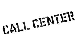 Call-Center-Stempel Stockfotos