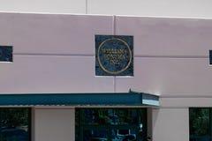 Call centre Williams-Sonoma Williams-Sonoma is beroemd voor hun huis en keukenmeubilair voor de betere inkomstklasse II royalty-vrije stock afbeeldingen