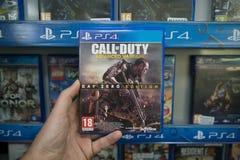 Call of Duty advanced Warfare Stock Image