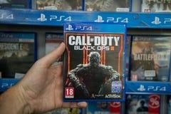 Call of Duty svarta Ops 3 Royaltyfri Foto