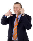 Call me! Stock Images