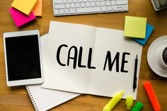 CALL NOW Contact Us Customer Service Support Question please cal. L me royalty free stock images