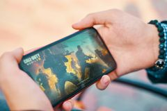 Free Call Of Duty Mobile Royalty Free Stock Images - 160620849