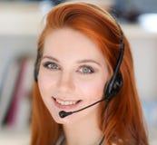 Call operator Royalty Free Stock Photos