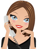Call phone Royalty Free Stock Images