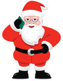 Call Santa Stock Images
